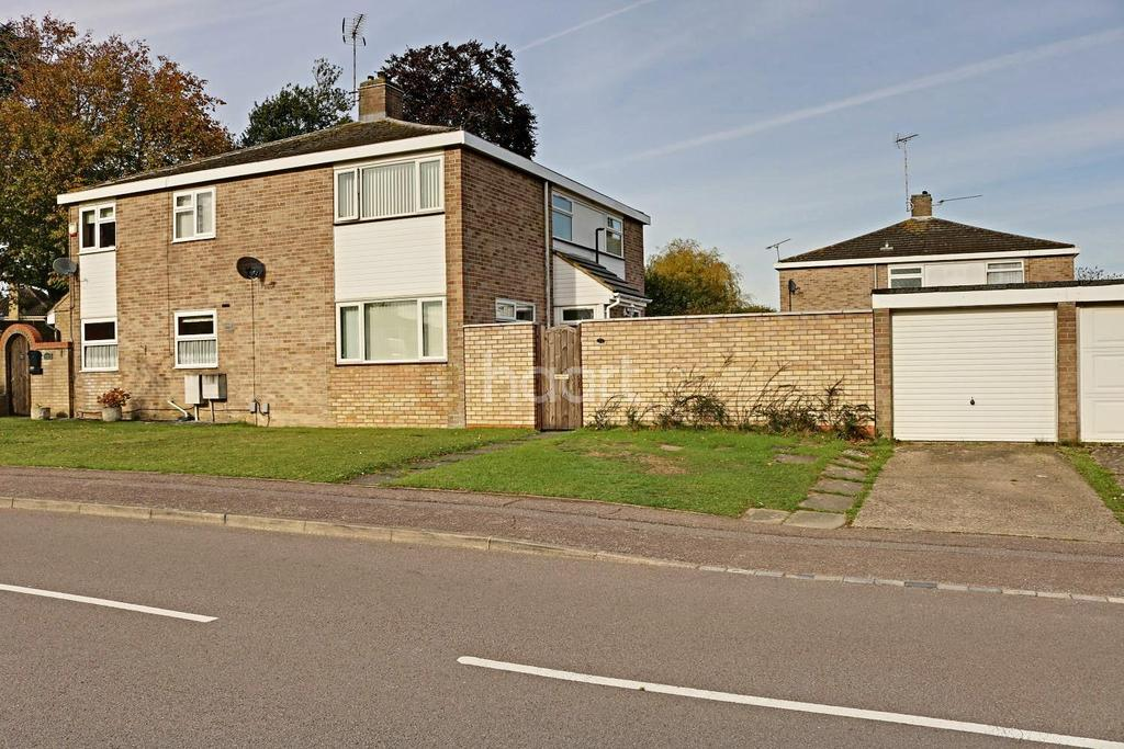 3 Bedrooms Semi Detached House for sale in Frobisher Drive, Chells, Stevenage
