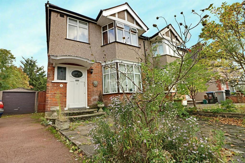 3 Bedrooms Semi Detached House for sale in Elmside Road, Wembley Park