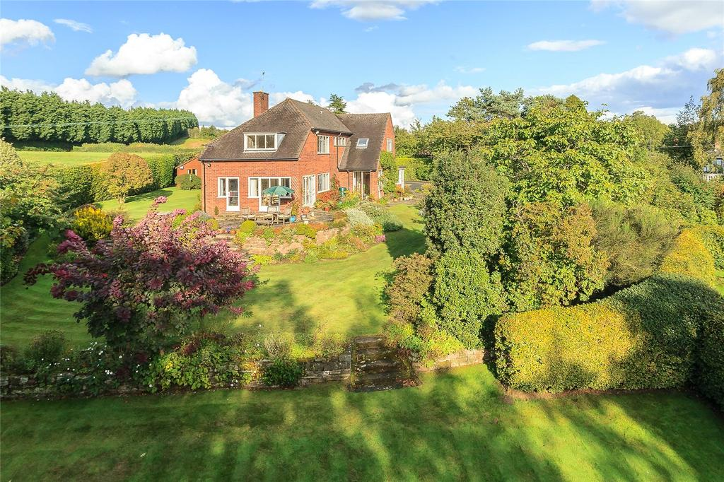 4 Bedrooms Detached House for sale in Brooms Lane, Kelsall, Nr Tarporley, Cheshire, CW6