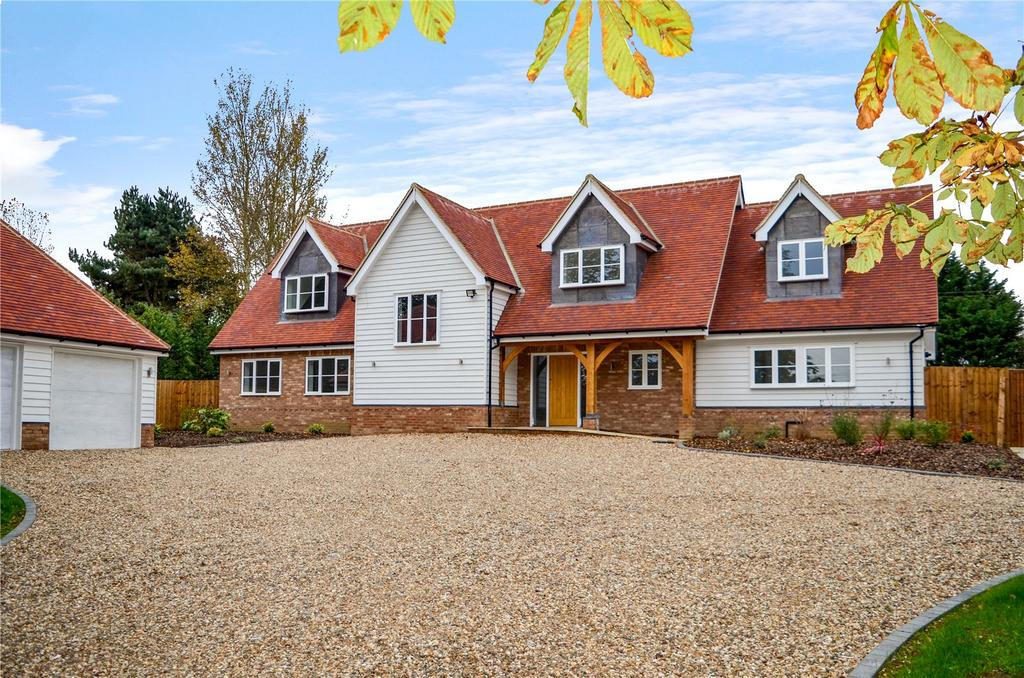 4 Bedrooms Detached House for sale in Old Mead Road, Henham, Bishop's Stortford, Hertfordshire, CM22
