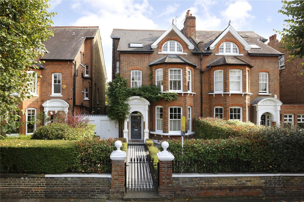 6 Bedrooms Semi Detached House for sale in Westover Road, Wandsworth, London, SW18