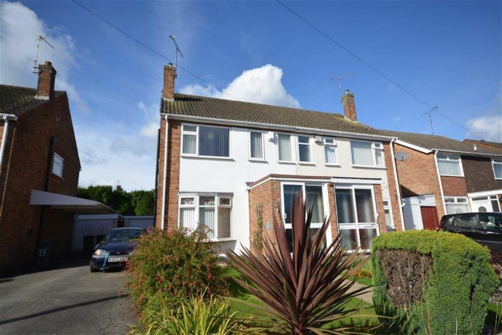 3 Bedrooms Semi Detached House for sale in Tregorrick Road, Coventry