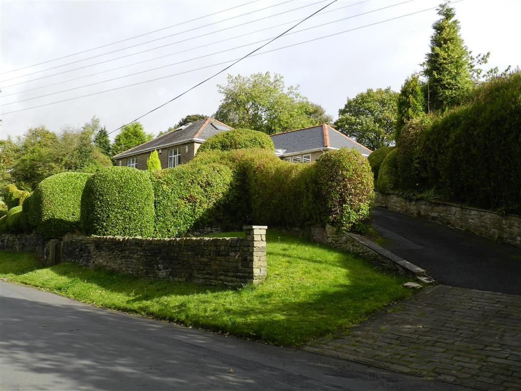 4 Bedrooms Detached House for sale in Hepworth Road, Jackson Bridge, Holmfirth, HD9