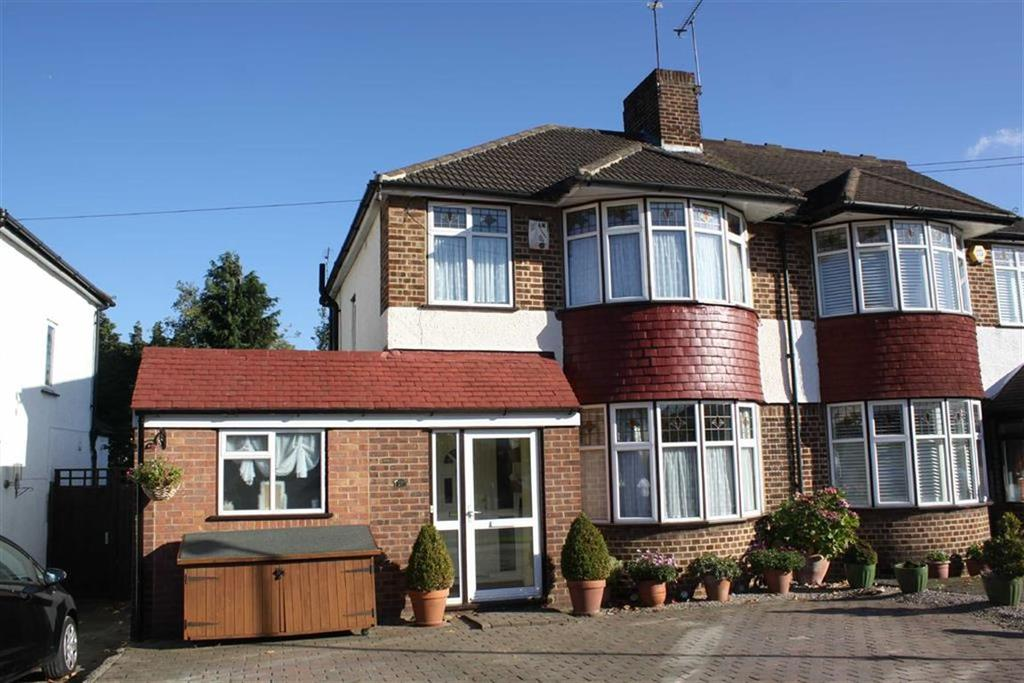4 Bedrooms Semi Detached House for sale in Ryecroft Road, Petts Wood
