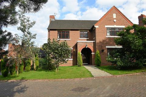 4 bedroom detached house for sale - Burwardsley Way, Kingsmead