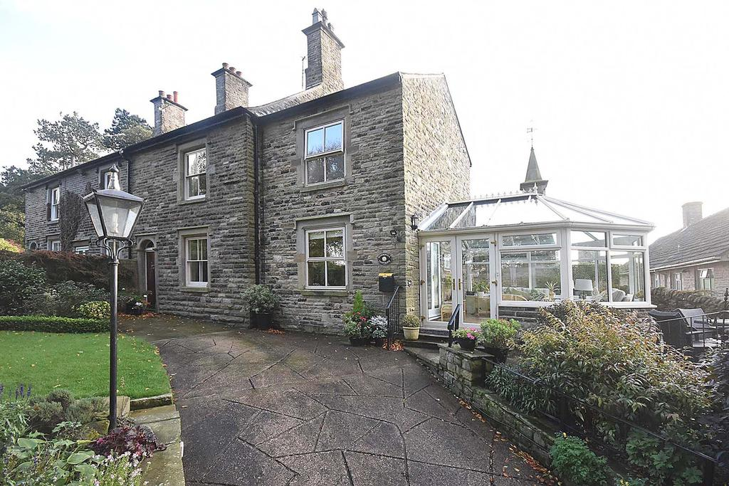 3 Bedrooms Semi Detached House for sale in Sutton, Macclesfield