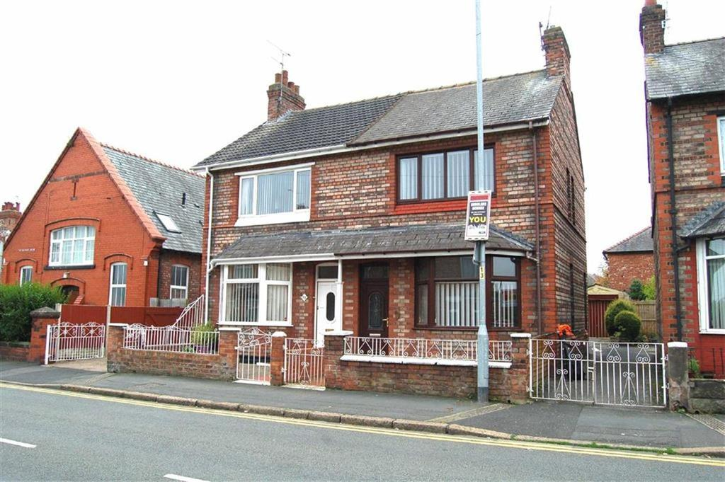 3 Bedrooms Semi Detached House for sale in Westminster Road, Ellesmere Port