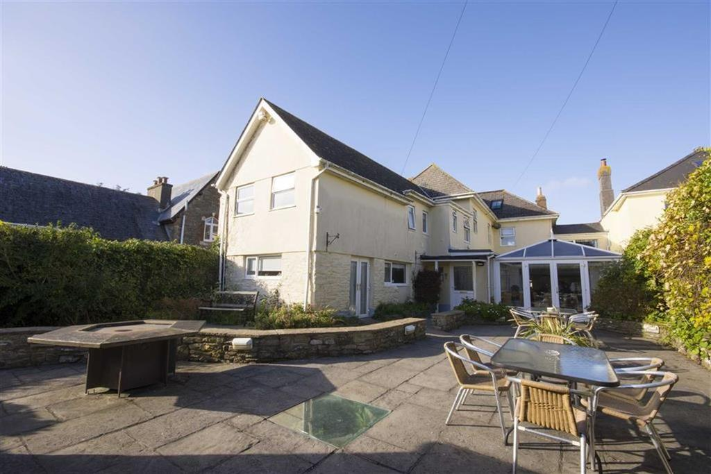 8 Bedrooms Semi Detached House for sale in Higher Town, Near Salcombe, Kingsbridge, Devon, TQ7