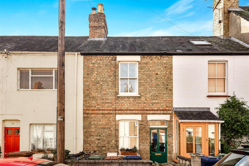 2 Bedrooms Terraced House for sale in Charles Street, East Oxford