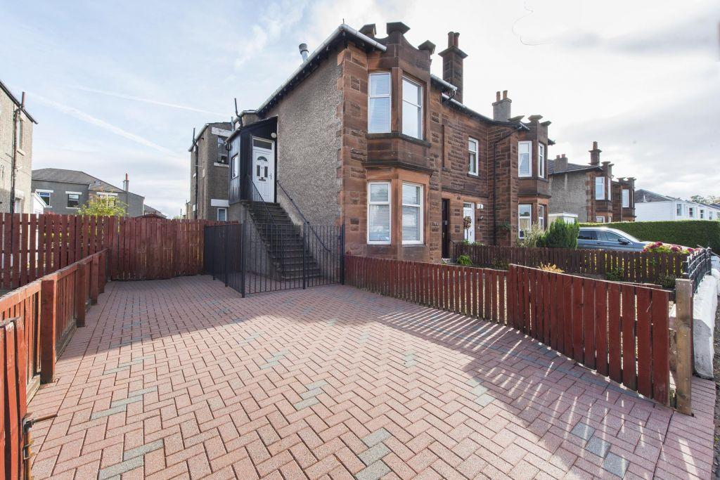 2 Bedrooms Flat for sale in 43 Springfield Park Road, Burnside, Glasgow, G73 3RQ