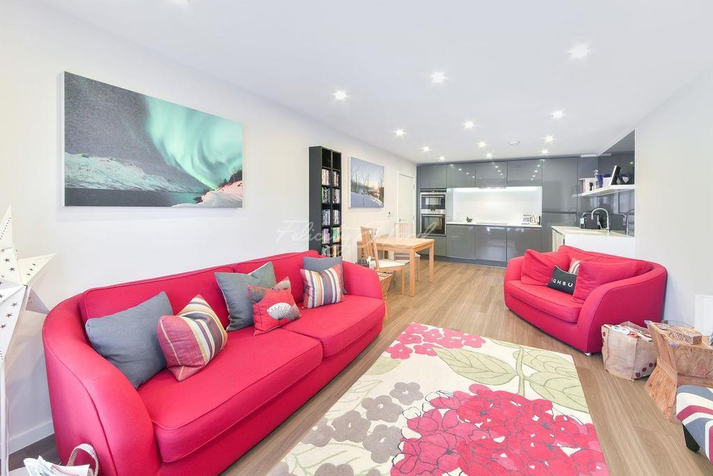 2 Bedrooms Flat for sale in Loxford House, Highbury Park, N5