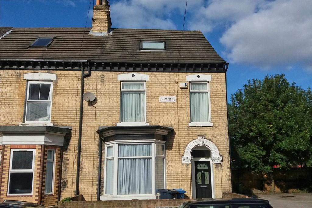 5 Bedrooms End Of Terrace House for sale in De Grey Street, Hull, East Riding of Yorkshire