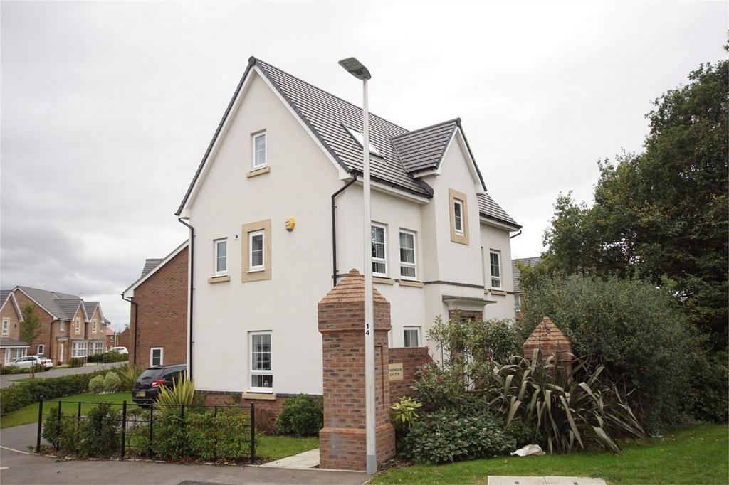 4 Bedrooms Detached House for sale in Nightingale Avenue, Heathcote, Warwick