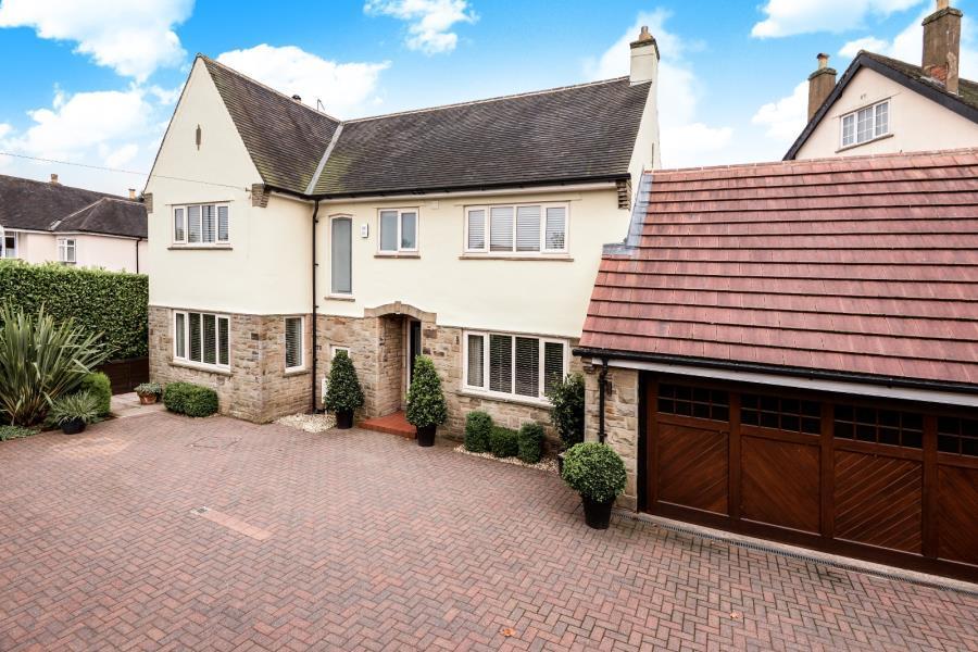4 Bedrooms Detached House for sale in LEEDS ROAD, BRAMHOPE, LEEDS, LS16 9AN