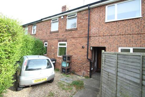 2 bedroom terraced house to rent - DERWENT AVENUE, OFF MELROSEGATE, YORK, YO10 3SS