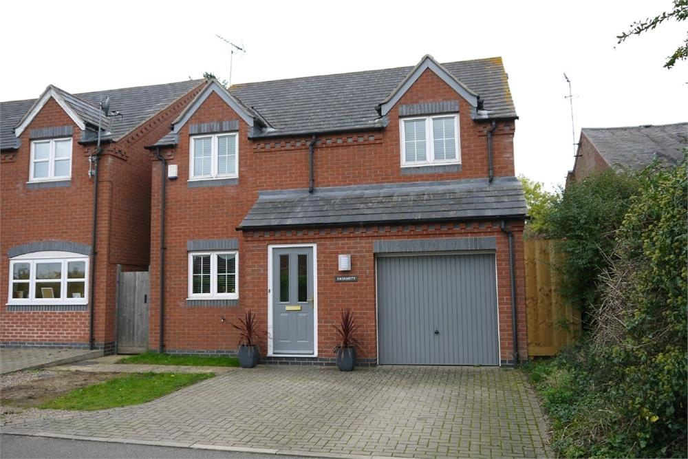 4 Bedrooms Detached House for sale in 'Serendipity', Lutterworth Road, Swinford, Lutterworth, Leicestershire