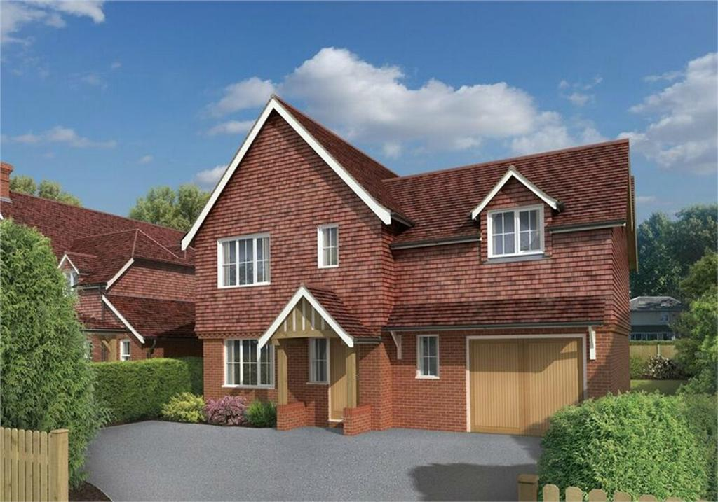 4 Bedrooms Detached House for sale in LYNDHURST, Hampshire