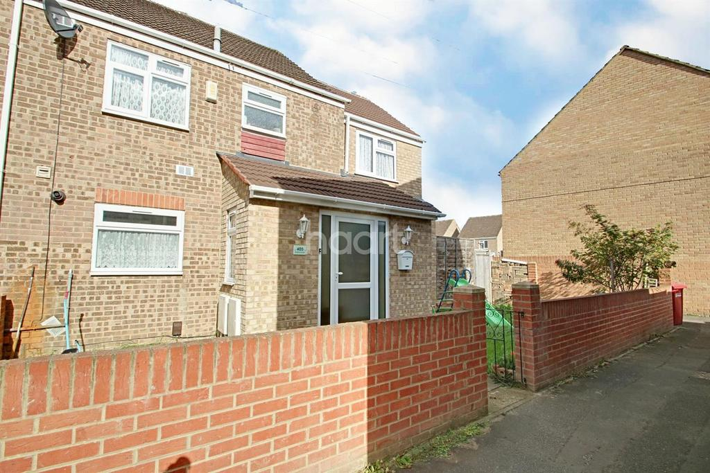 4 Bedrooms Semi Detached House for sale in Rochford Gardens