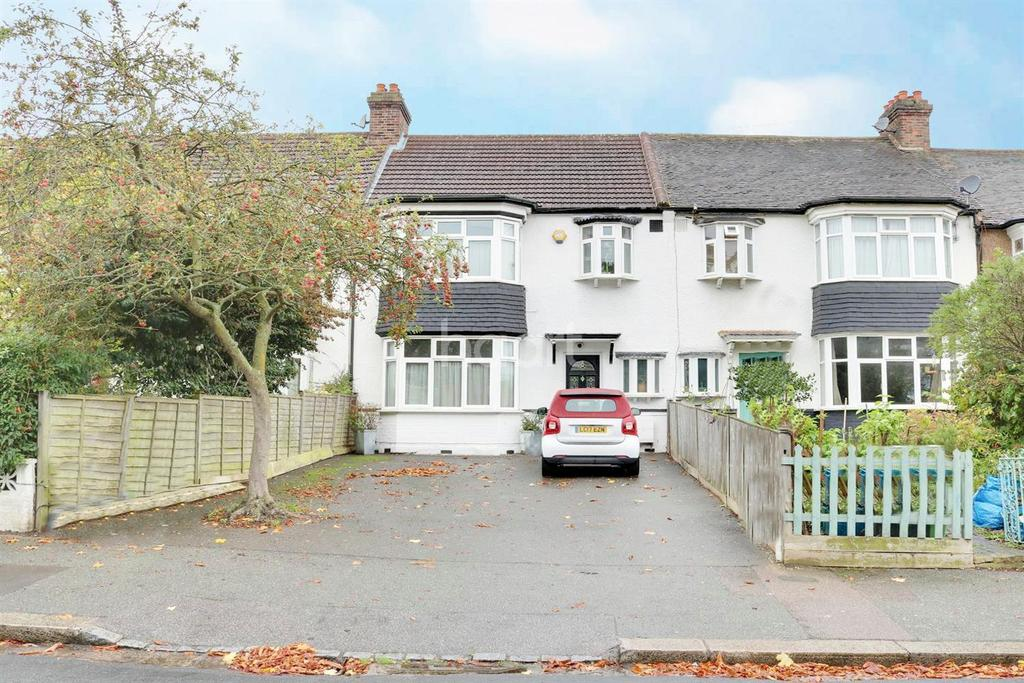 3 Bedrooms Terraced House for sale in Warminster Road, London, SE25