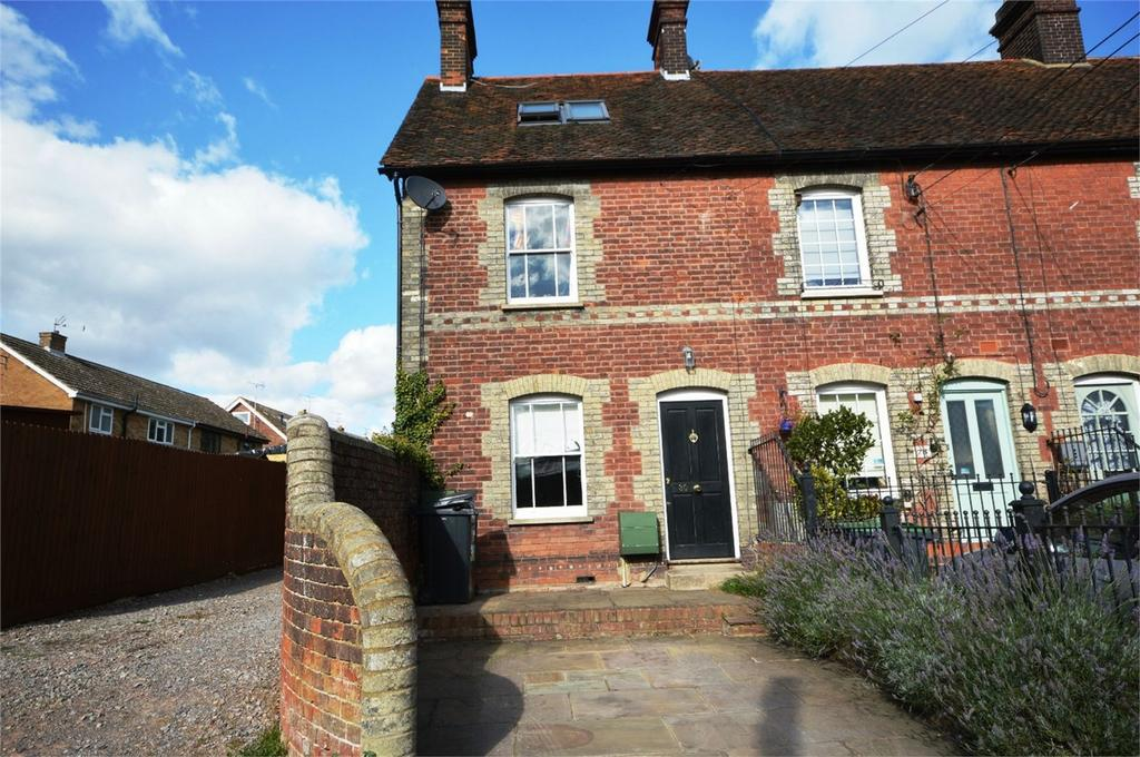 3 Bedrooms End Of Terrace House for sale in New Street Fields, GREAT DUNMOW