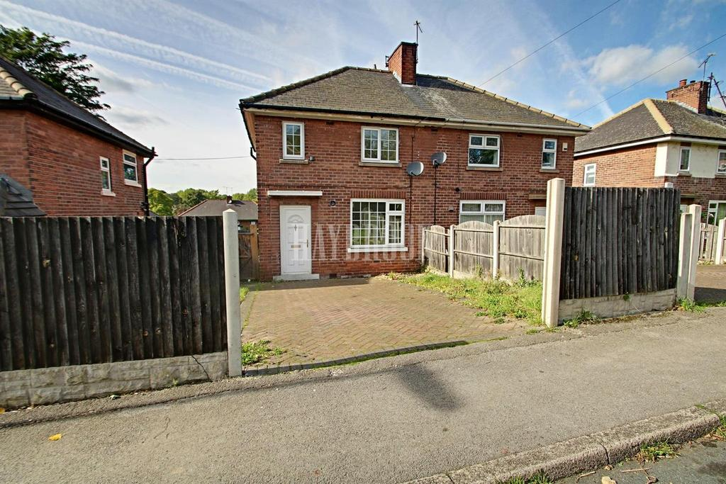 2 Bedrooms Semi Detached House for sale in High Greave Road, East Herringthorpe