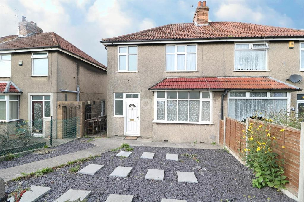 3 Bedrooms End Of Terrace House for sale in Bristol