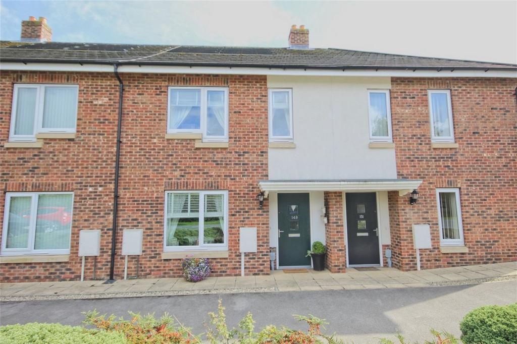 2 Bedrooms Terraced House for sale in Queensgate, Beverley, East Riding of Yorkshire