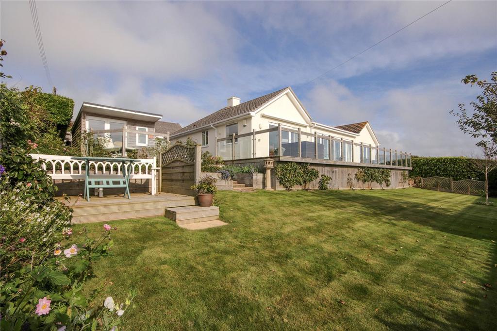 3 Bedrooms Retirement Property for sale in Warren Road, Bigbury on Sea, Kingsbridge, TQ7
