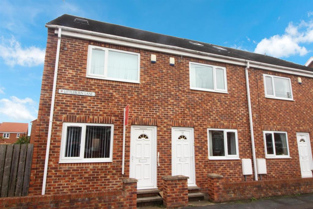 3 Bedrooms Terraced House for sale in Littleburn Lane, Langley Moor