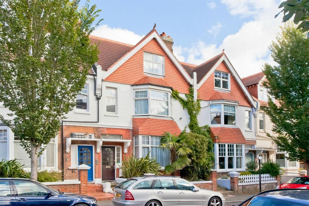5 Bedrooms Terraced House for sale in Chatsworth Road, Brighton, East Sussex