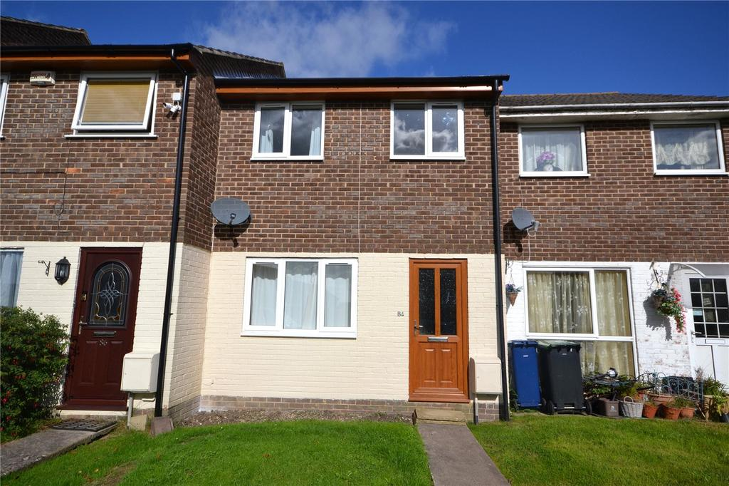 3 Bedrooms Terraced House for sale in Maple Way, Gillingham, SP8