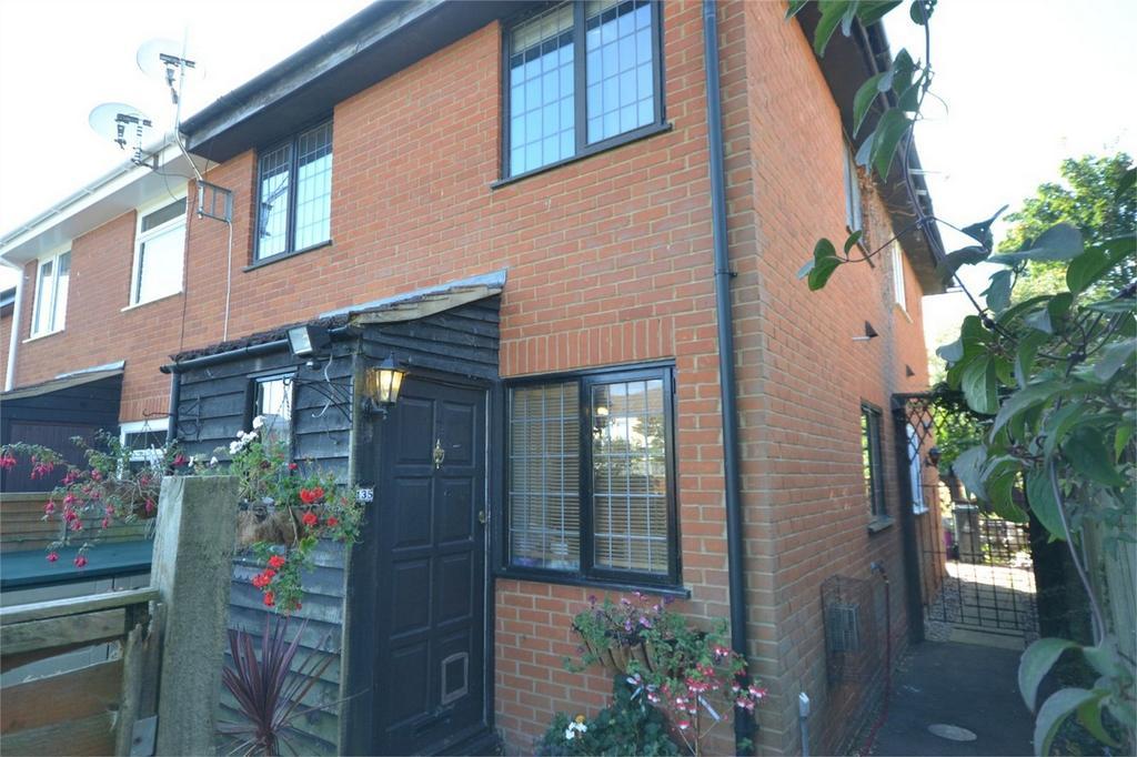 1 Bedroom End Of Terrace House for sale in Hillary Close, Heybridge, Maldon, Essex