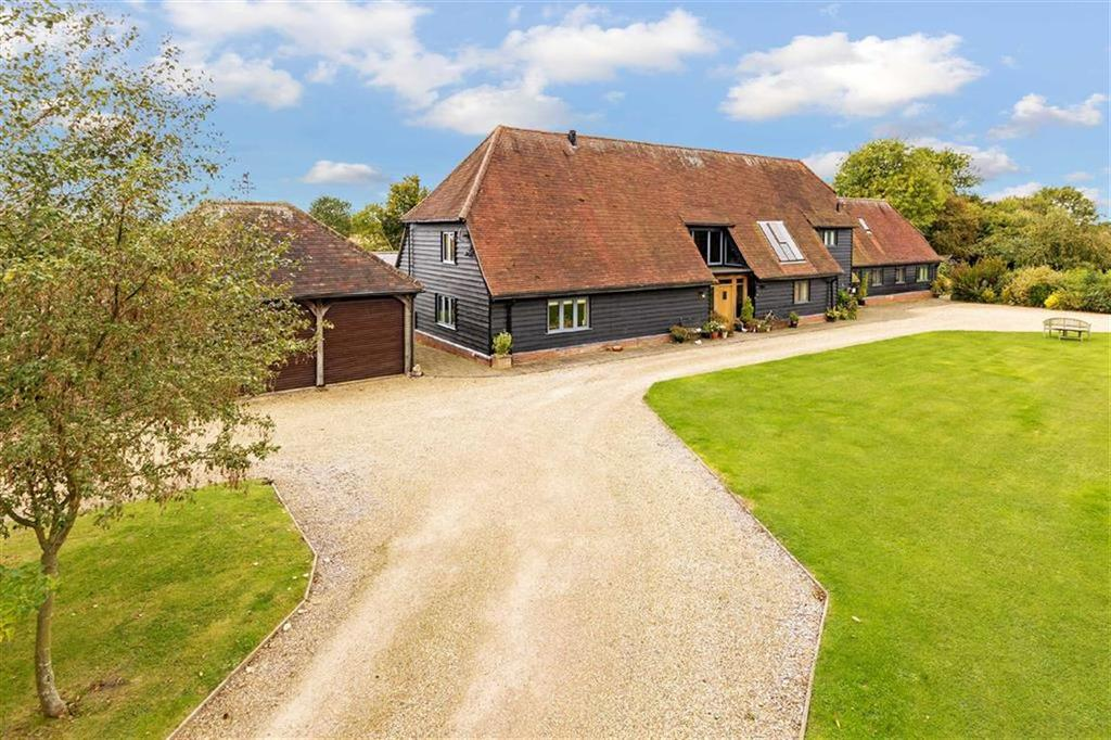 5 Bedrooms Detached House for sale in Westmill, Nr Buntingford