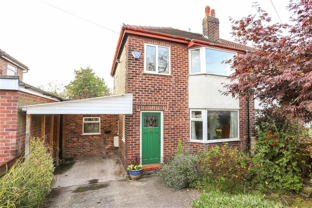 3 Bedrooms Semi Detached House for sale in Halesden Road, Heaton Chapel