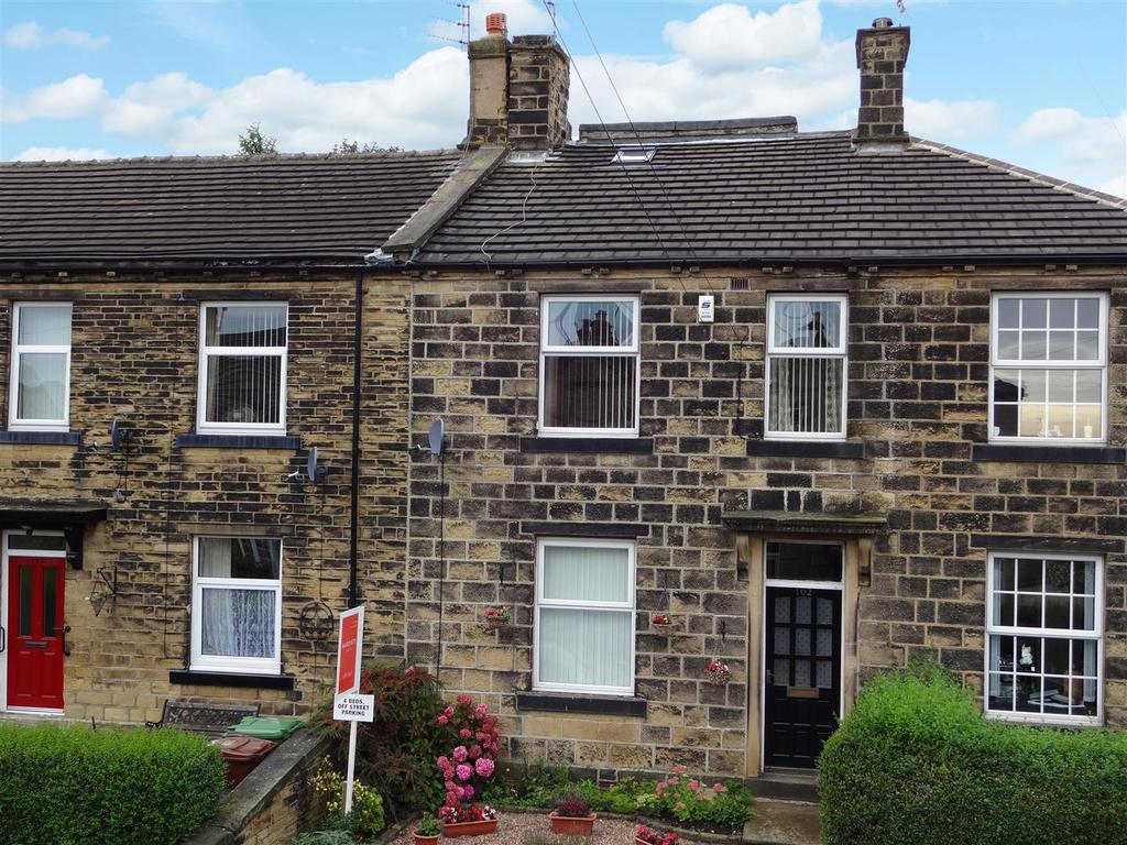 4 Bedrooms Terraced House for sale in Thornhill Street, Calverley