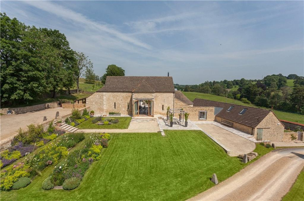 4 Bedrooms Detached House for sale in West End, Avening, Tetbury, GL8