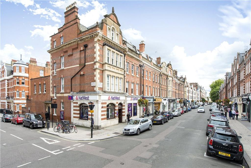 3 Bedrooms Flat for sale in St. Johns Wood High Street, London, NW8
