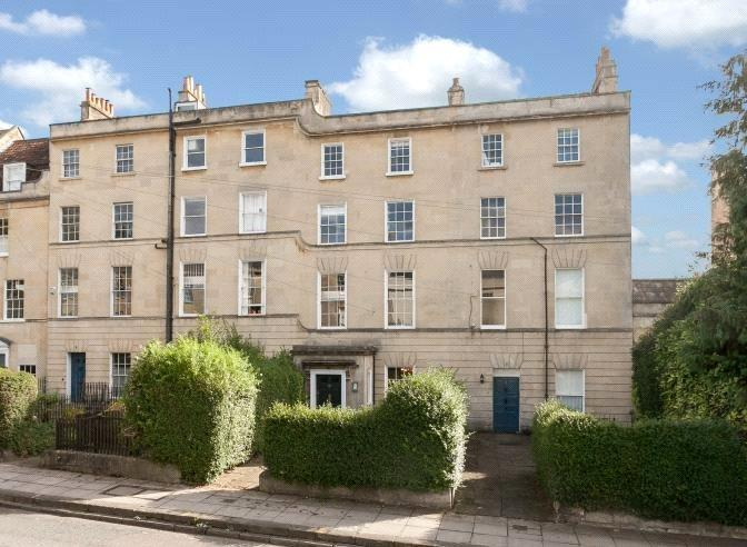 6 Bedrooms Terraced House for sale in Percy Place, Bath, BA1