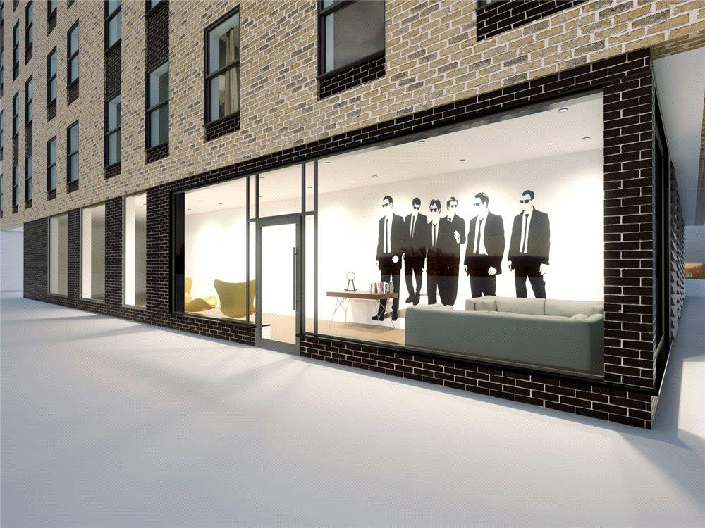 2 Bedrooms Flat for sale in Tennant Street Lofts, Tennant Street, Birmingham, B15