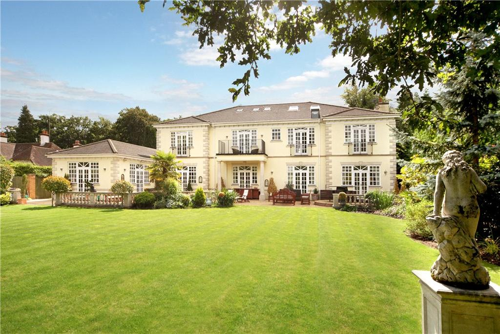 5 Bedrooms Detached House for sale in London Road, Sunningdale, Berkshire, SL5