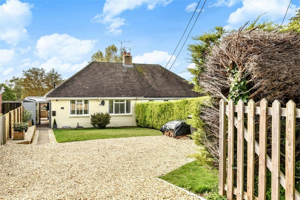 2 Bedrooms Semi Detached Bungalow for sale in Kings Worthy, Winchester, Hampshire