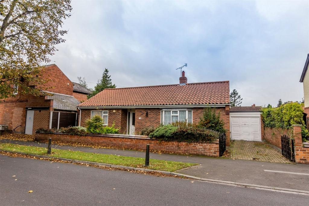 2 Bedrooms Detached Bungalow for sale in Severus Avenue, YORK
