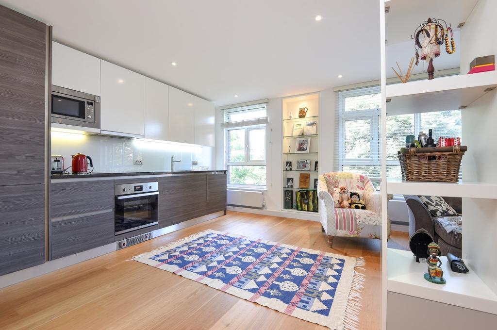 Studio Flat for sale in Montpelier Row London SE3