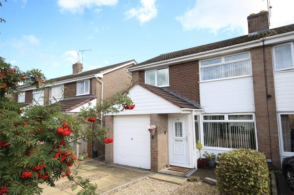 3 Bedrooms Semi Detached House for sale in Llys Wylfa, Mynydd Isa, Flintshire