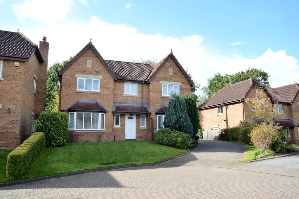 5 Bedrooms Detached House for sale in Woodstock Gardens, Appleton