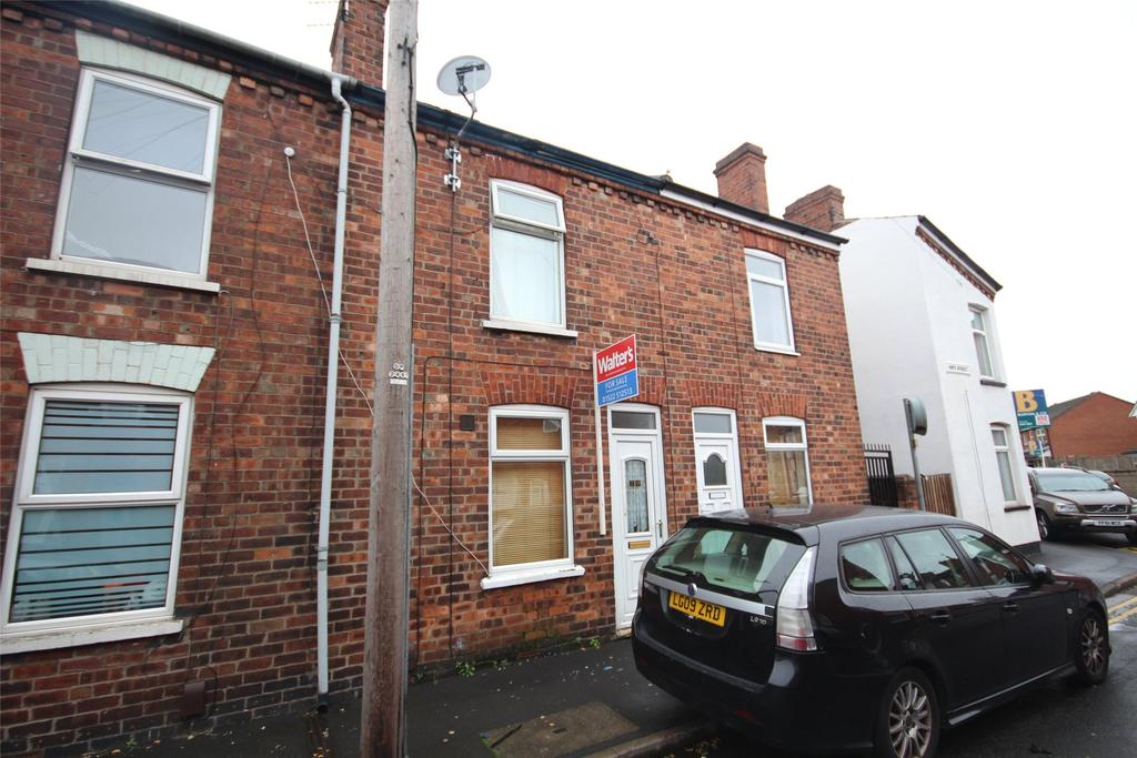 2 Bedrooms Terraced House for sale in Hope Street, Lincoln, LN5