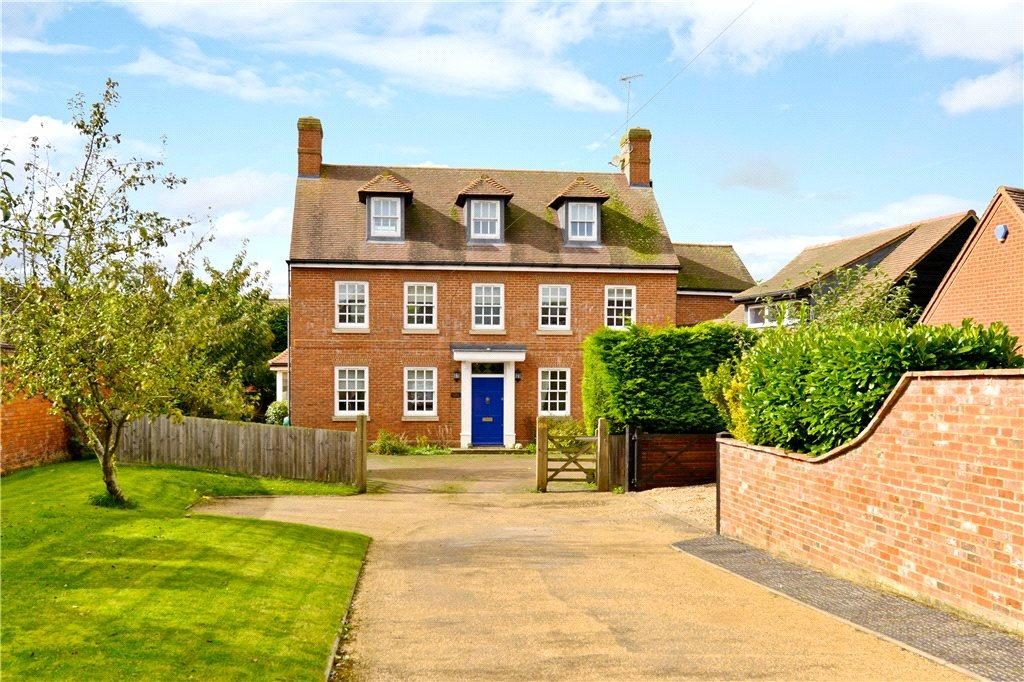 5 Bedrooms Detached House for sale in High Street South, Stewkley, Leighton Buzzard, Buckinghamshire
