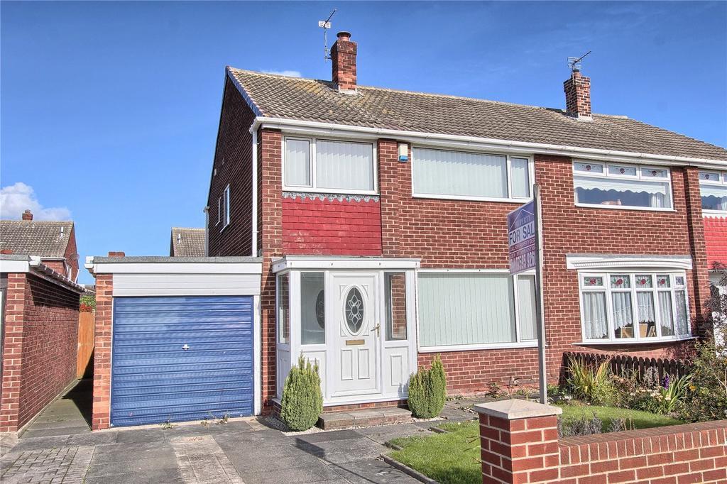 3 Bedrooms Semi Detached House for sale in Elizabeth Way, Seaton Carew