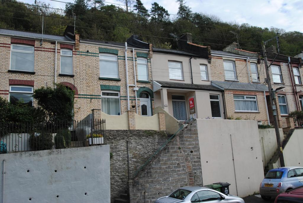 3 Bedrooms Terraced House for sale in Slade Road, Ilfracombe