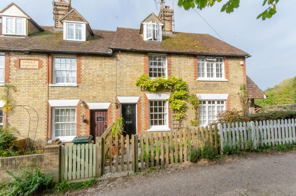 2 Bedrooms Terraced House for sale in Kirkdale Cottages, Kirkdale, Maidstone, Kent